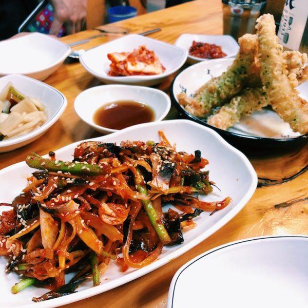 韓国で河豚を食べる「ボックジプポッジ(복국집 뽁찌)」(Eat blowfish in Korea)