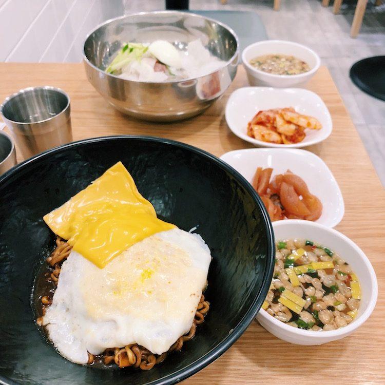 LABAB鍾路店-料理