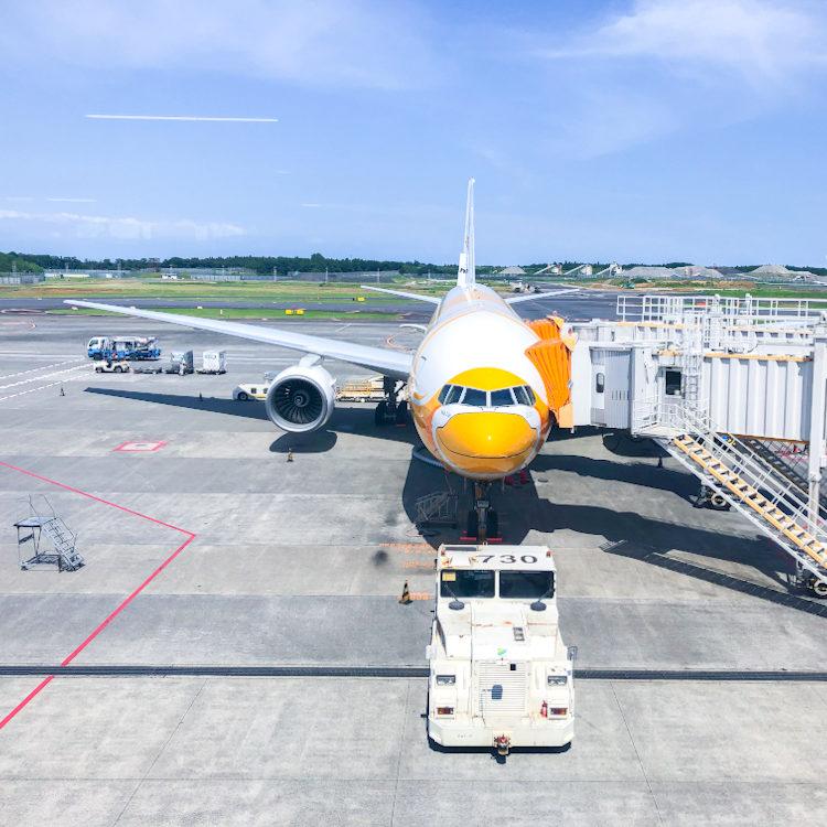 ノックスクート-飛行機