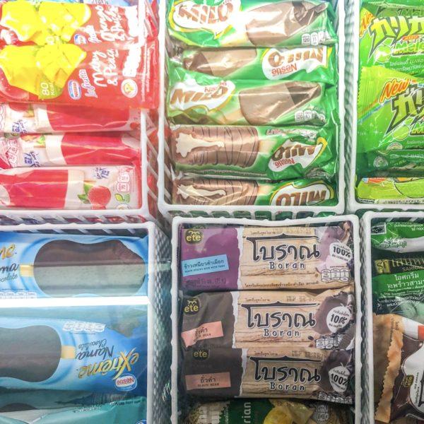 実際タイで買ったお土産【お菓子編】コンビニからスタバのお菓子も