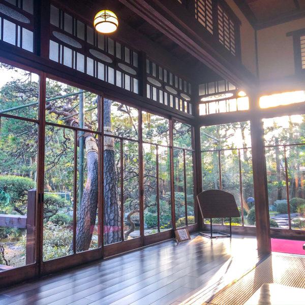 落ち着きのない心を鎮める【山本亭】海外の注目を集める日本庭園