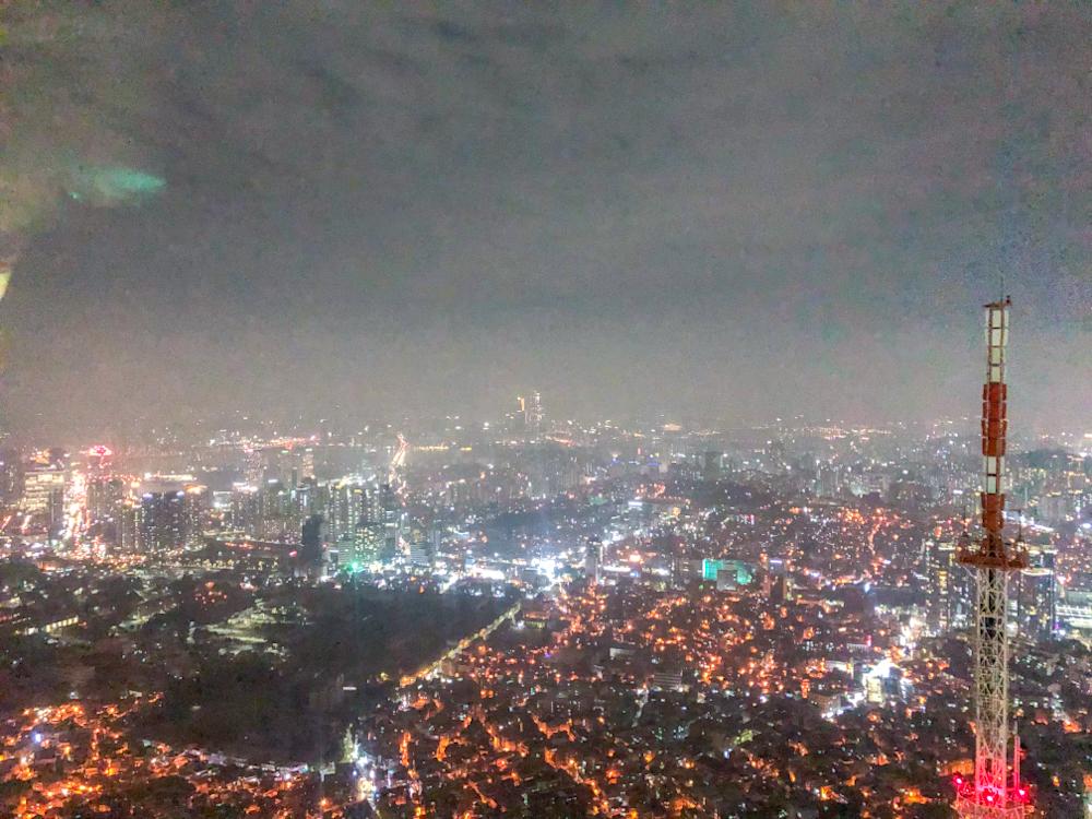 Nソウルタワー-展望台