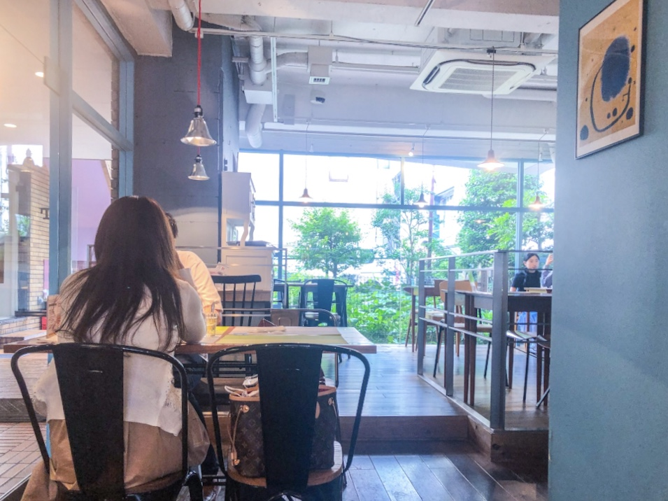 Cafe Normale-店内