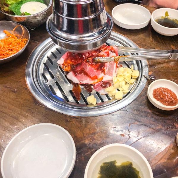 またペクさんの人気チェン店!一人でも行ける韓国料理【セマウル食堂(새마을식당)】
