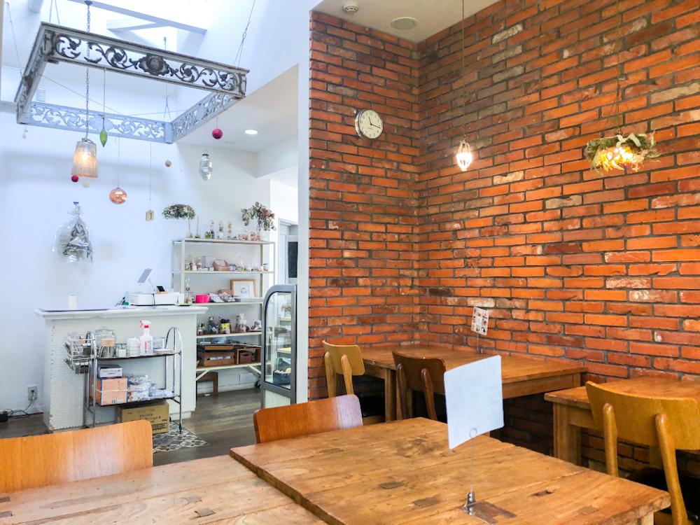 Cafe de Fleur-店内