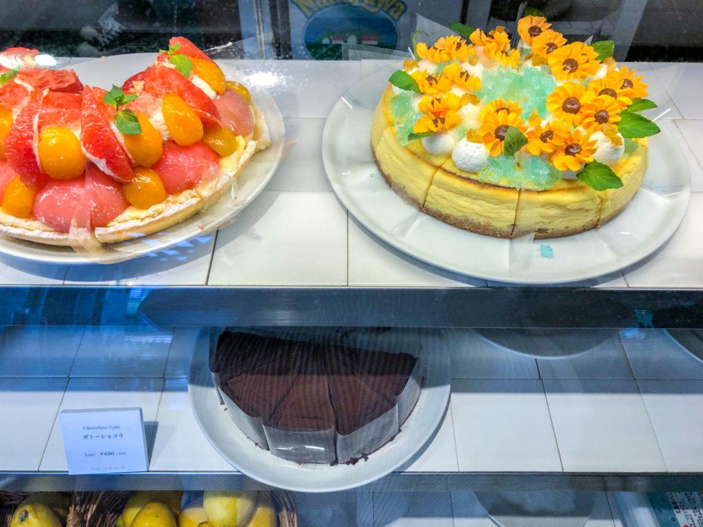サンデーブランチ-ケーキ