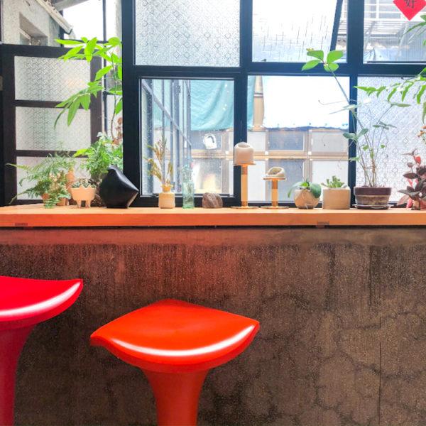 台北の路地裏にある【好人好室 X 七二聚場】猫がいるカフェ