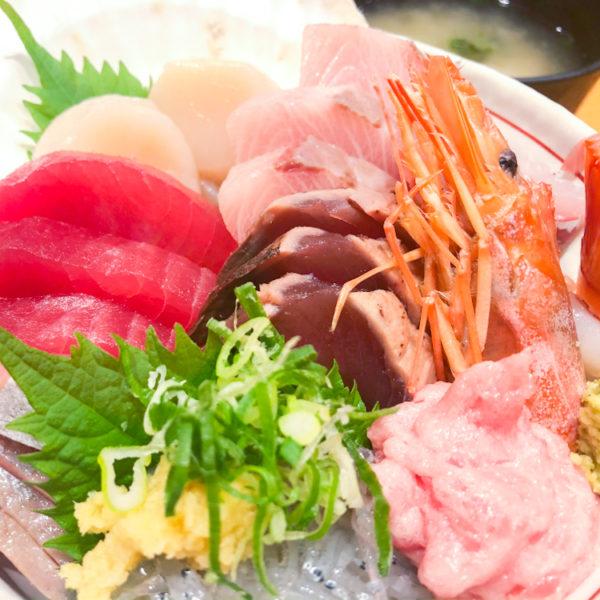 静岡の寿司チェーン店は侮れない「沼津魚がし寿司」でランチ