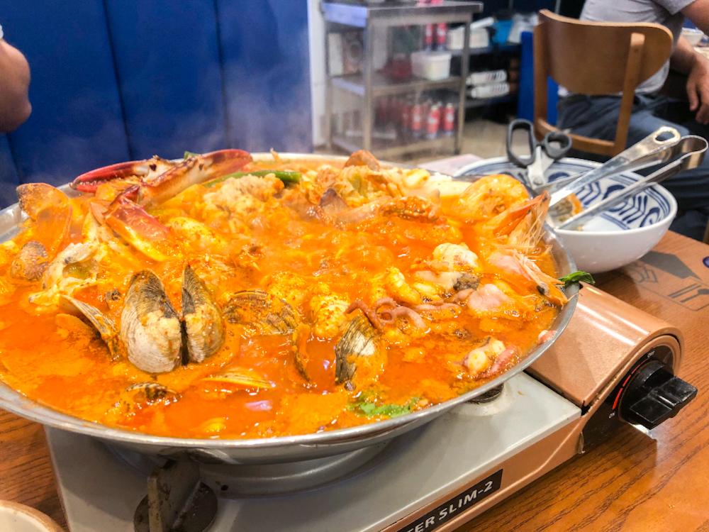 沿岸食堂-海鮮鍋